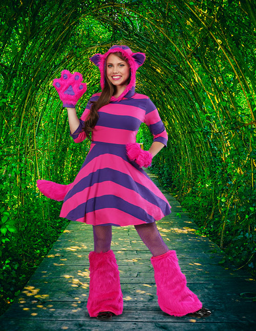 Alice in Wonderland Cat Costume