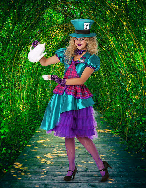 Mad Hatter Costume for Female