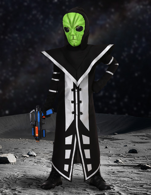 Alien Assassin Costume