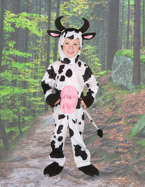 Cow Halloween Costume