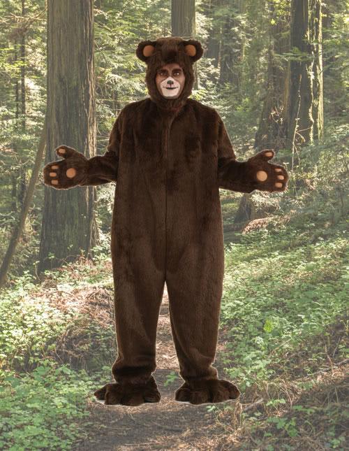 Bear Costume