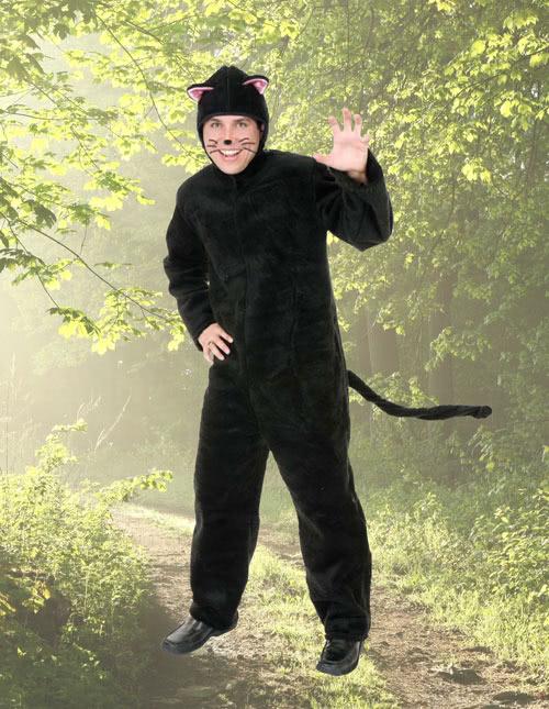 Men's Cat Costume