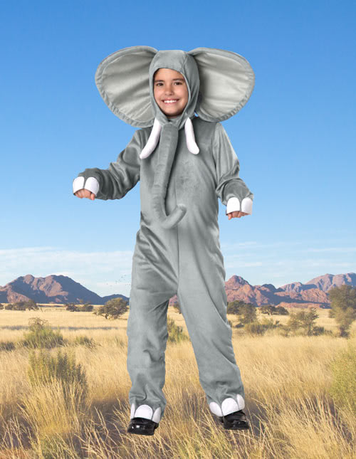 Animal costumes for adults kids halloweencostumes elephant costume solutioingenieria Images