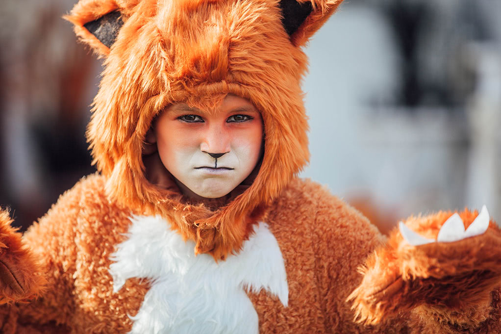 Animal costumes for adults kids halloweencostumes fox costume solutioingenieria Gallery