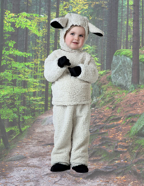 Sheep Halloween Costume