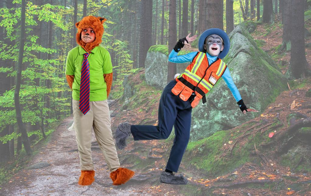 Zootopia Costumes