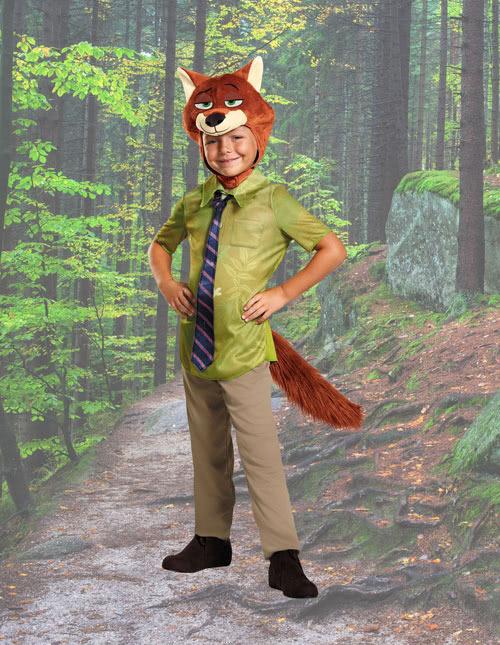 Nick Wilde Costume