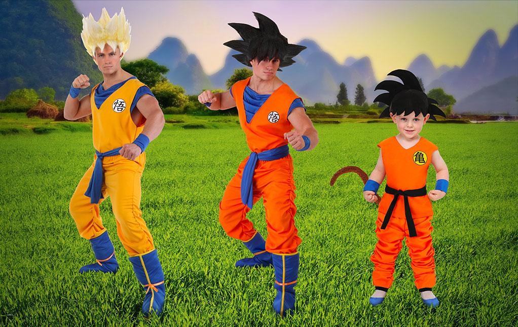 Goku Costumes