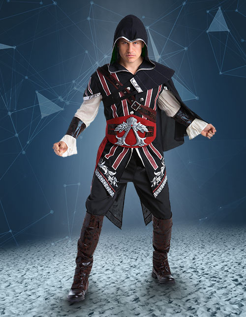 Ezio Costume for Men