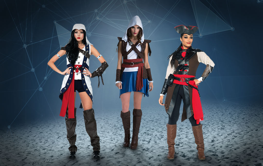 Assassin's Creed Cosplay Costumes