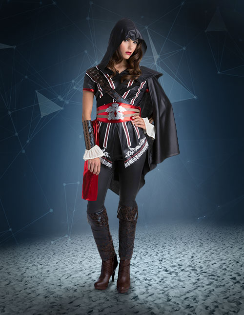 Ezio Costume for Women