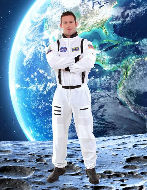 NASA Costume