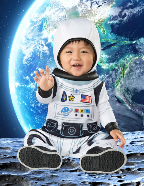 Baby Space Costume