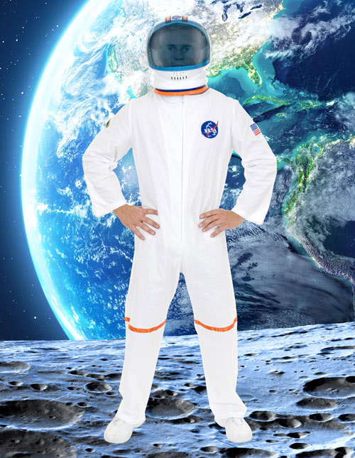Spacesuit Costume