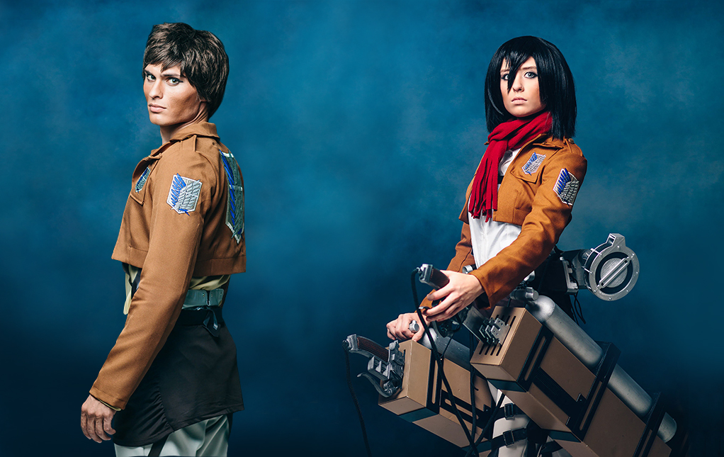 AOT Cosplay