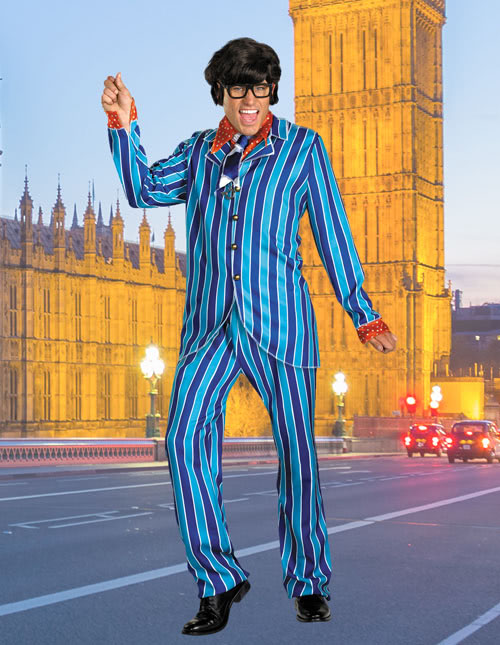 Austin Powers Carnaby Costume