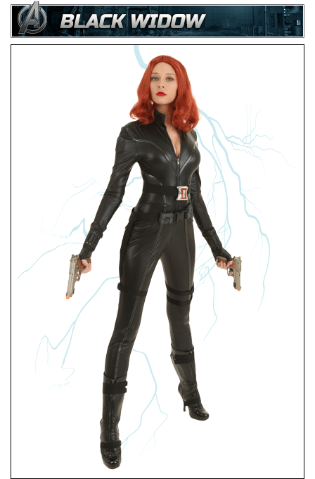 Black Widow Costume