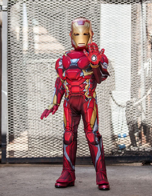 Iron Man Costume