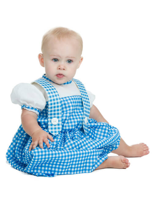 dorothy costume - Baby Cute Halloween Costumes