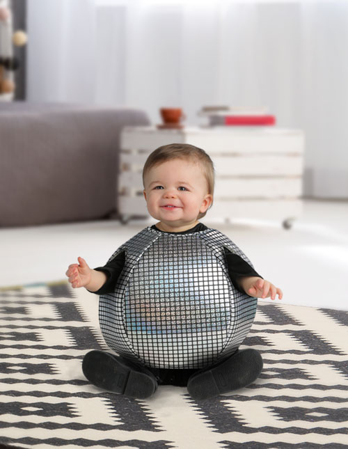 Baby Disco Ball Costume