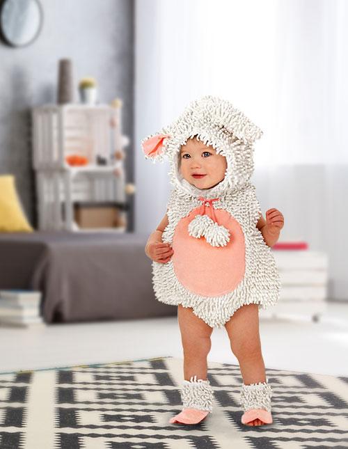 Baby Lamb Costume