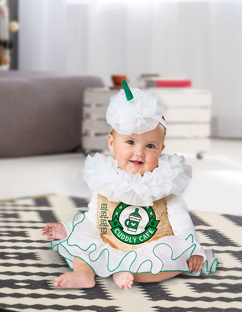 Baby Coffee Costume