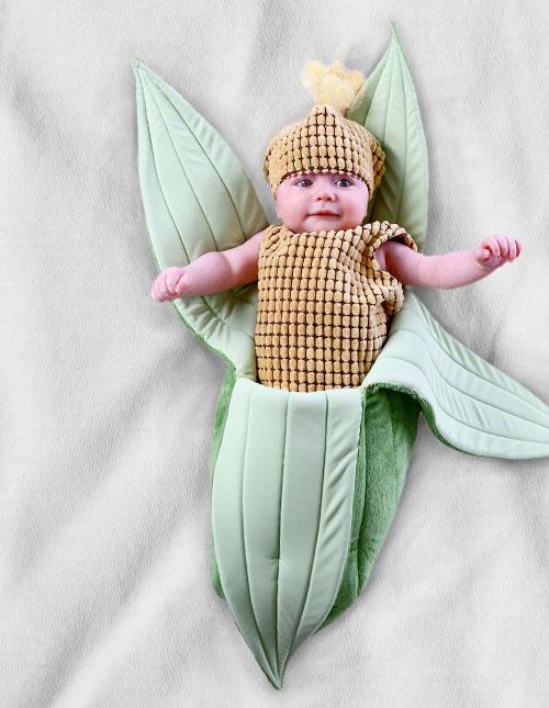 Baby Corn Costume