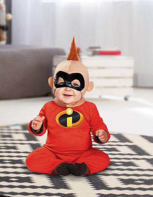 Baby Jack-Jack Costume