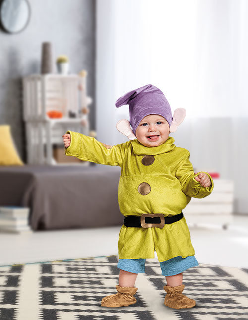 Infant Dopey Costume