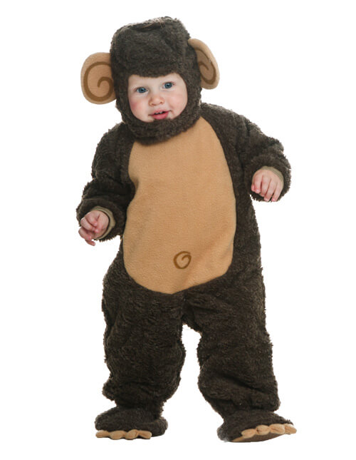 Monkey Costume  sc 1 st  Halloween Costumes : dragon costume infant  - Germanpascual.Com