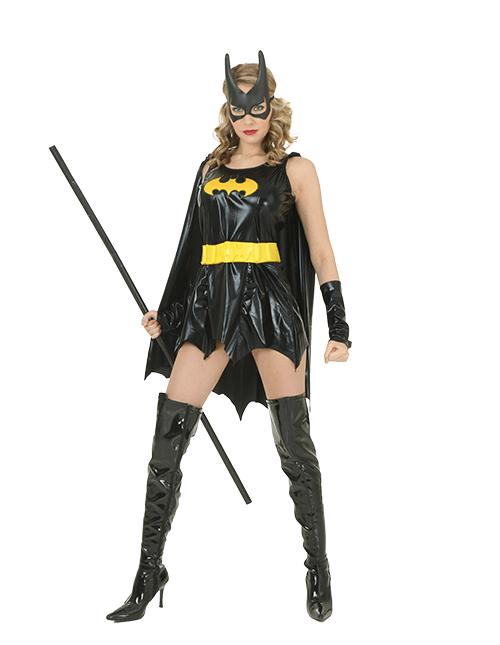 Batgirl Intimidate Them Pose