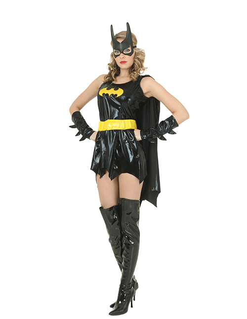 Batgirl Stand Strong Pose