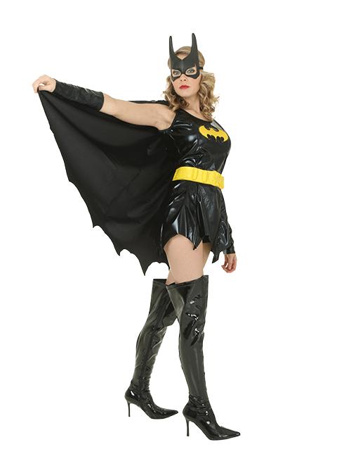 Batgirl Super Cape Pose