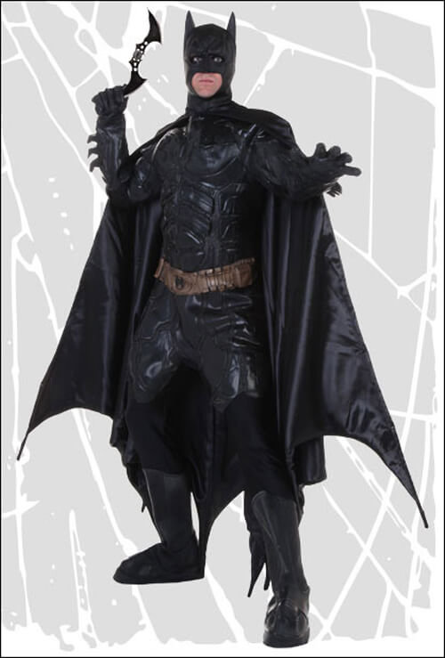 Batarang Batman Costume Pose