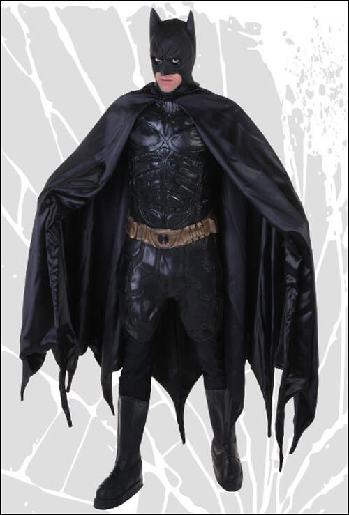 Strike Batman Costume Pose