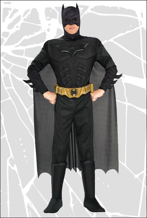 Moderate Batman Costume