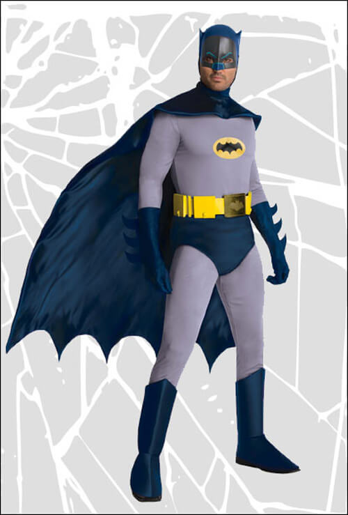 1960s Batman Costume