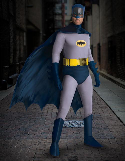 Classic Batman Costume