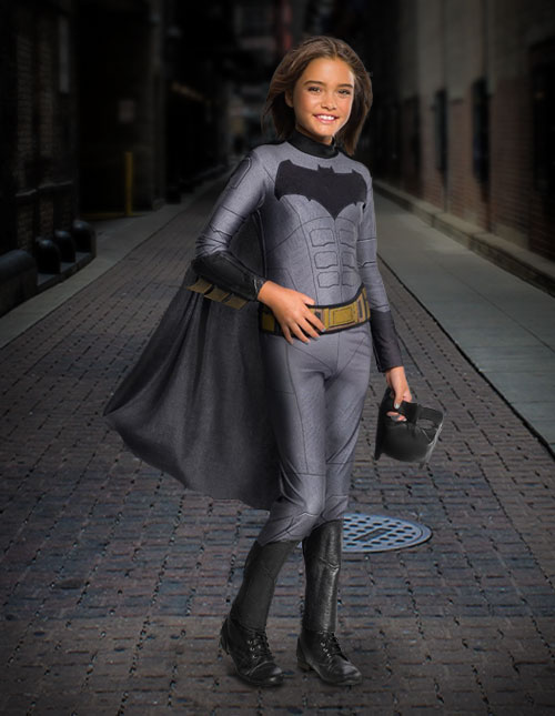 Girls' Batman Costume
