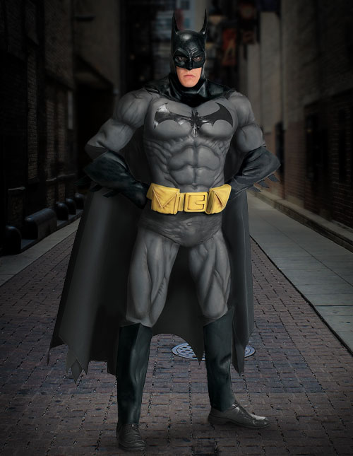 Gotham Batman Suit