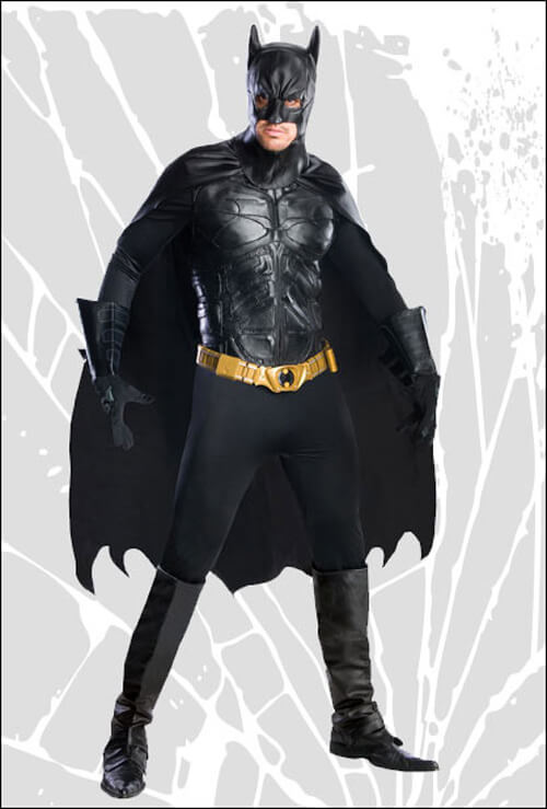 Super Deluxe Batman Costume