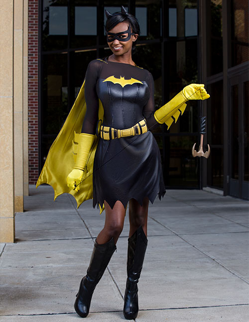 Women's Batman Costume
