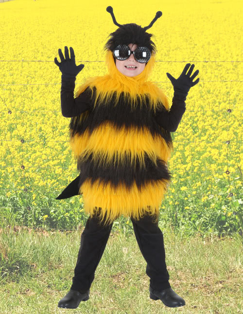 Kids' Bumble Bee Costume