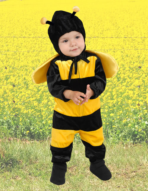 Toddler Bee Costume