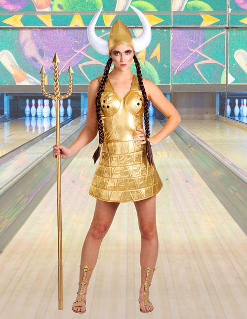 Maude Lebowski Costume