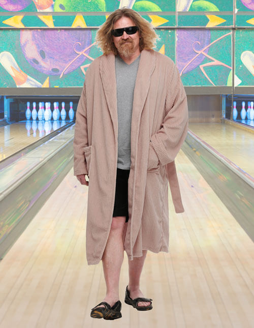 The Dude Costume