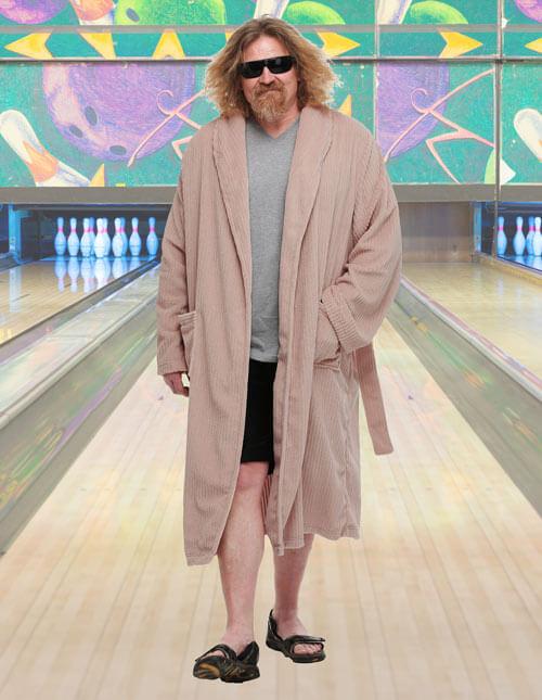 The Dude Costume