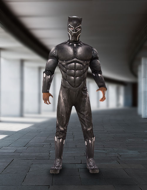 78681a99b8dec Black Panther Costumes for Kids and Adults - Marvel Costumes
