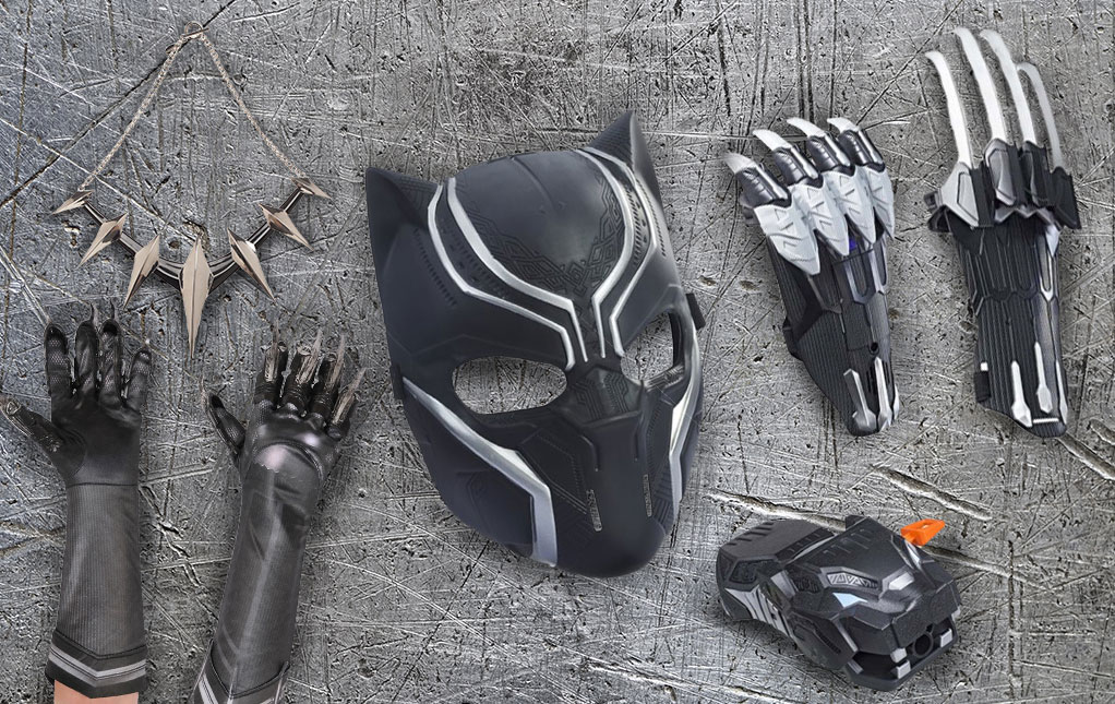 Black Panther Costume Gear