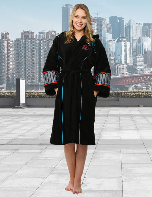 Black Widow Robe